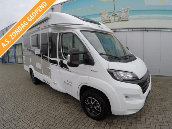 Hymer  - Carado 135 T Emotion